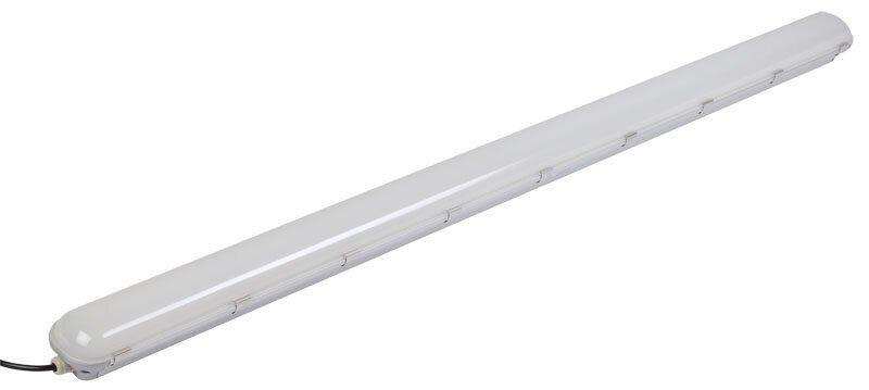 Фото - Светильник светодиодный ДСП 1403 70Вт IP65 серебристый (аналог ЛСП-2х58Вт) IEK