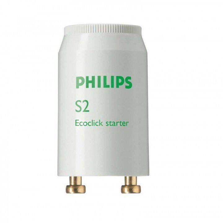 Фото - Стартер S2 4-22W SER 220-240В EUR/12X25 Philips