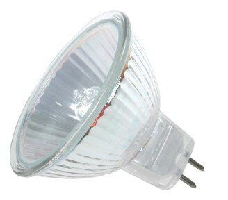 Фото - Лампа галогенная 20 вт 12 В GU 5.3 (MR-16)с/стеклом Navigator