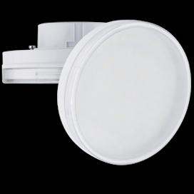 Фото - Лампа св/д Ecola GX70 LED 7,3W Tablet 220V 2800K матовое стекло 111х42