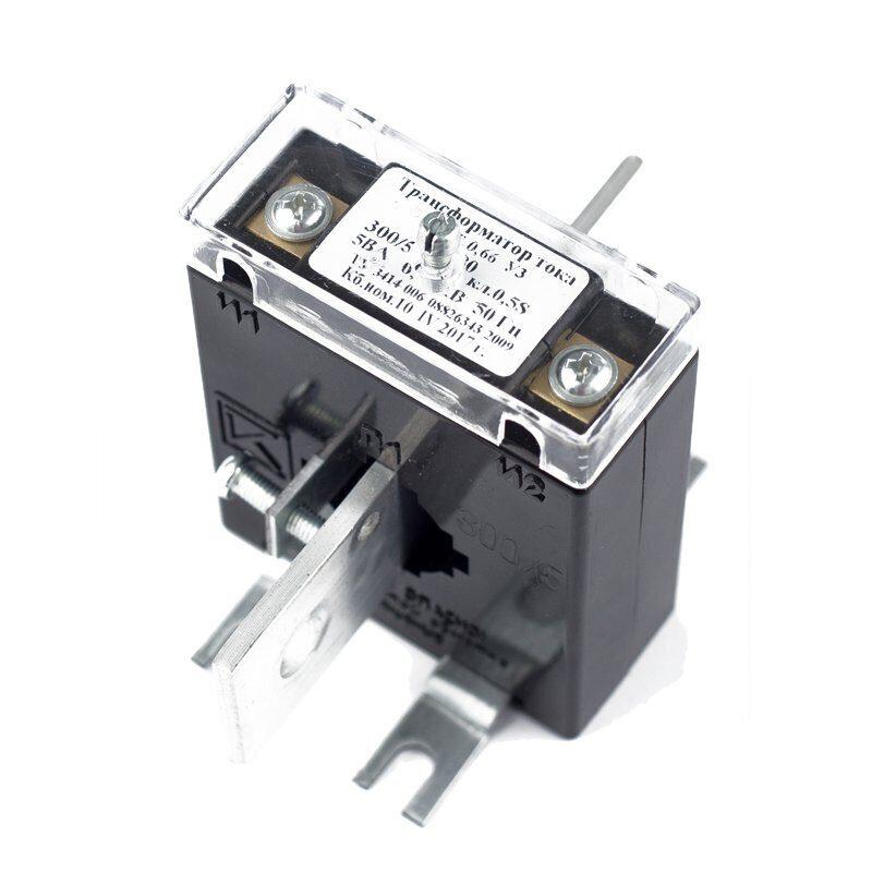 Фото - Трансформатор тока Т-0.66 400/5А кл. точн. 0.5 5В.А Кострома